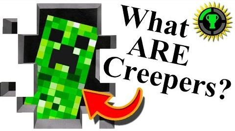 Game Theory What ARE Minecraft Creepers?!?
