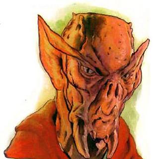 An unmasked Kaleesh