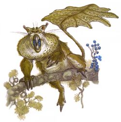 Leaf-tail