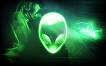 Alienware Reloaded 2 green by rg promise