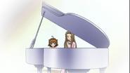 Saga and Ingrid playing together