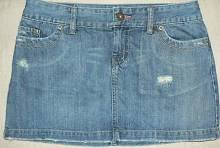 File:American Eagle Outfitters Womens Denim Jean Skirt Short Sz 4.jpg