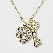 File:Lock and Key Charm Pendant Necklace.jpg