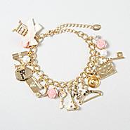 File:Paris Inspired Gold Charm Bracelet.jpg