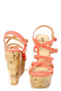File:Amya 1 Coral Strappy Platform Wedge Sandals.jpg