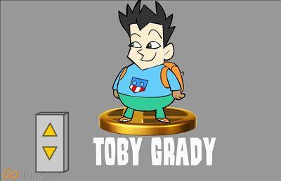 Toby Grady