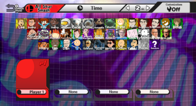 Awesome New Roster
