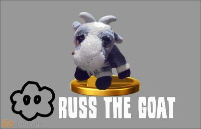 Russ the Goat