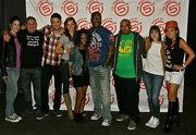 5 FM presenters at Linkin Park in SA -- Jen Su, DJ Fresh, Rob Vember and more