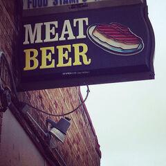 thumb|Meat&Beer Seller