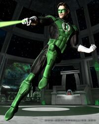 Greenlantern MK8