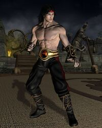 LiuKang Render MK vs DC