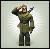 Btn troops