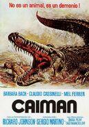 Caiman - Alligator - The Great Alligator - Sergio Martino - 1979 - Poster027