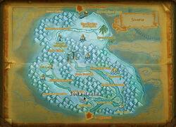 Sofia Renina map
