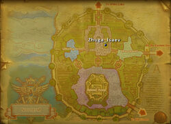 Zhuga Isaev map