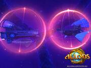 Astral ship battle svs