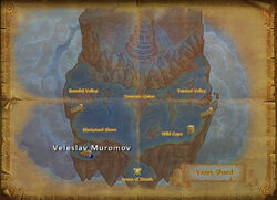Veleslav Muromov map