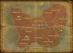 David Belensky map