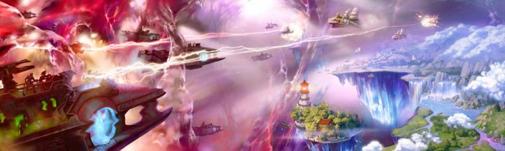 Astral battle