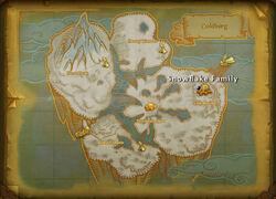 Snowflake Family map