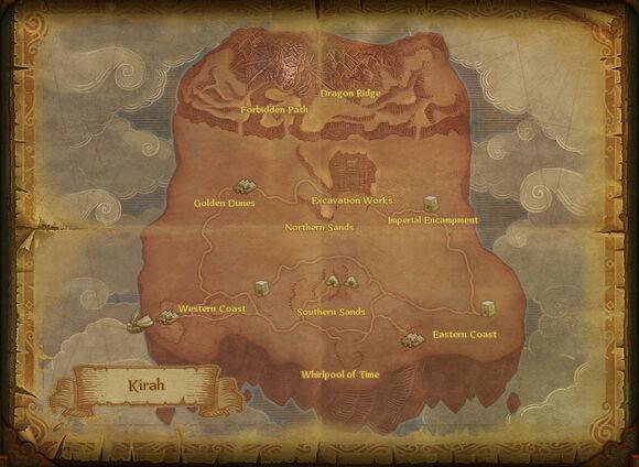 Map kirah