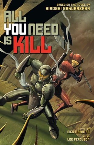 File:All You Need Is Kill Graphic Novel.jpg