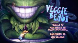 Veggie Beast Title Card