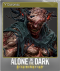 Alone in the Dark Illumination Foil 8