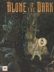 Alone in the Dark 3 (comic)