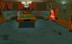 2nd Floor Billiards Room