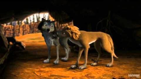 Alpha and Omega 2 A Howl-iday Adventure (MOVIE CLIP!)