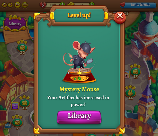 File:Mystery Mouse level up.png