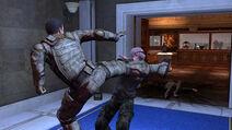 Alpha Protocol Unarmed Combat 2