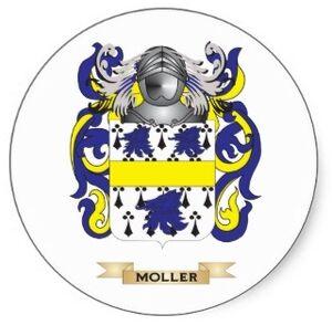 Møller crest