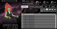 Marie Ork Growl Interface HD