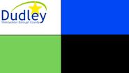 Dudley MB flag (Worcestershire- UDI 1996)