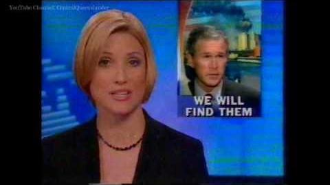 National Nine News Brisbane September 11 Bulletin - Story 2 (2001)