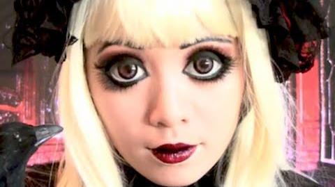 Gothic Lolita Doll