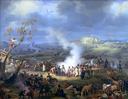 300px-Bivouac on the Eve of the Battle of Austerlitz, 1st December 1805