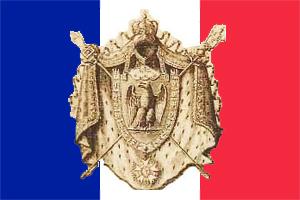 Frans Keizerrijk vlag