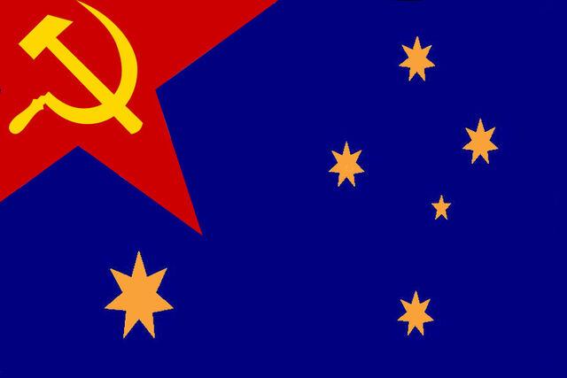 File:Independent Communist Australian flag.jpg