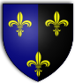 Coat of Arms of the Duchy of Gwent