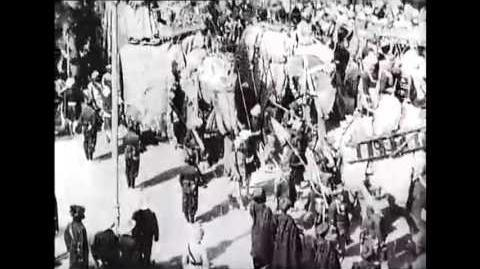 """Delhi Durbar""-1903-The Coronation of King Edward VII as Emperor of India-Robert W Paul-Documentary-0"