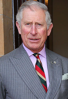 The Prince of Wales April 2014