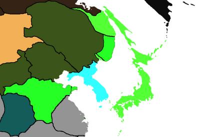 PM3 Manchu Japan