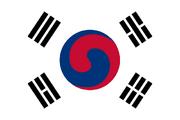 Old flag of korea