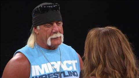 Will Hulk Hogan Accept Dixie Carter's Offer to Join Her?- Oct