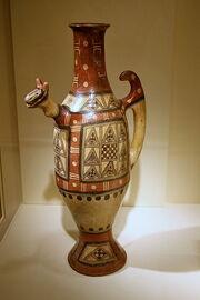 399px-Ceramic Kabyle peoples jar (19th century)