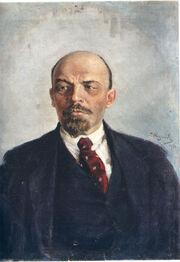 Kulikov Lenin 1924
